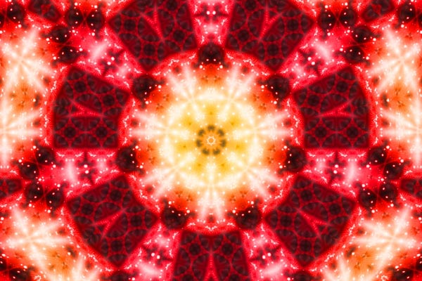 A kaleidoscope from PhotoEchoes